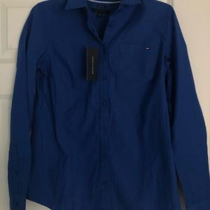 Tommy Hilfiger blouse size small